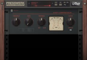 Presswerk - Easy Compressor View