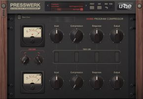 Presswerk - MS Compressor View