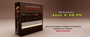 vintage simply string essential string expansion