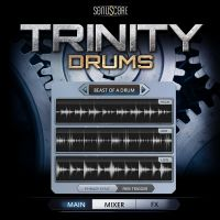 Trinity Drums