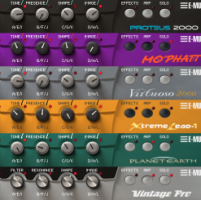 Digital Sound Factory E-MU Proteus Rack