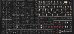 PS-20 Polyphonic Synthesizer