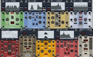PSP nitroModular Collection for Voltage Modular