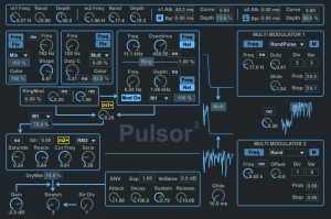Pulsor Suite