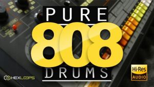 Pure 808 Drums