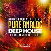 Pure Analog Deep House Construction Kits
