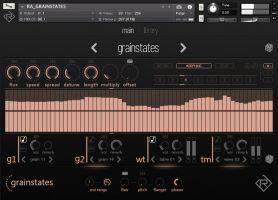 Rigid Audio Grainstates
