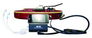 i-BLOX Smart Phone Interface