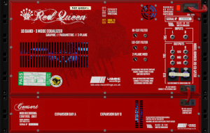Red Queen 10 Band 3 Mode EQ