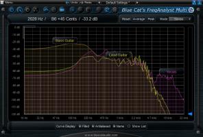 Blue Cat's FreqAnalyst Multi