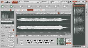 Redux - Waveform Editor