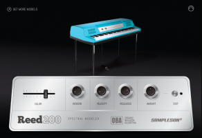 Reed200 - Spectral Modeled Reed-EP