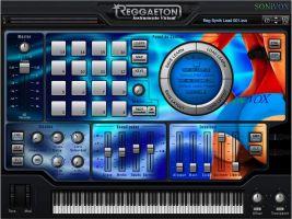 Reggaeton Instrumento Virtual
