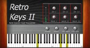 Retro Keys 2