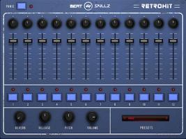 RetroHit Drum Machine