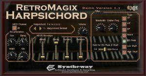 RetroMagix Harpsichord