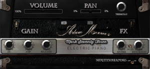 Adam Monroe's mark 73 electric piano