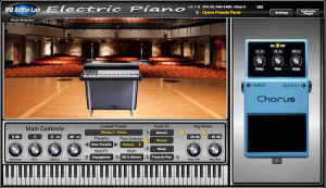 MB Electric Piano
