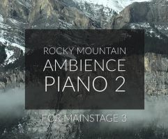 Rocky Mountain Ambience Piano 2 for MainStage 3