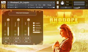Rhodope 2 Ethnic Bulgarian Choir