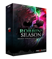 ProSoundz - Robbin Season Drum Kit