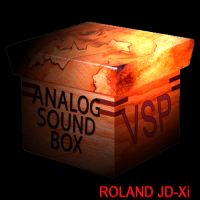 Analog Sound Box for Roland JD-Xi