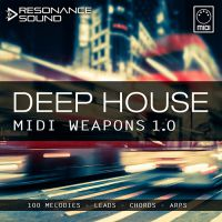 Resonance Sound - Deep House MIDI Weapons 1.0