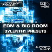 EDM & Big Room Sylenth1 Presets