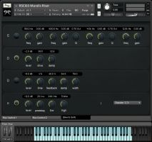 RSCI03 MURALIS RISE & PING WITH AUDITION PLAYER