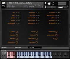 RSGL01 Acoustic Guitar (Nylon String)