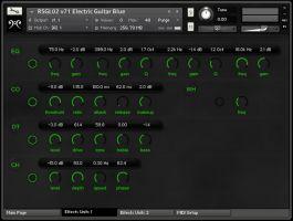 RSGL02 Electric Guitar