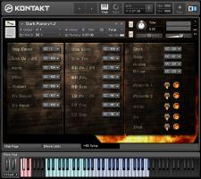 RSSD01 Dark Piano