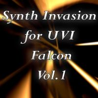 Synth Invasion for UVI Falcon Vol. 1