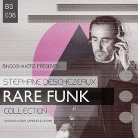 Stephane Deschezeaux Rare Funk Collection