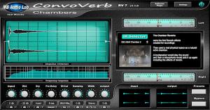 ConvoVerb RV 7 Reverb Bundle