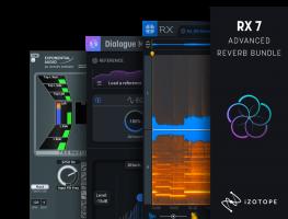 RX 7 Advanced Reverb Bundle(GUI)