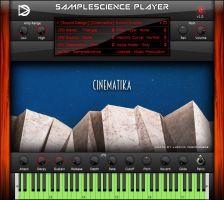 SampleScience Player