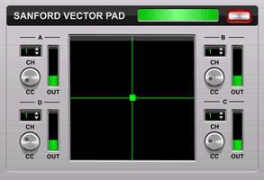 Sanford Vector Pad