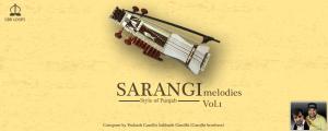"""Sarangi """"style of punjab"""" Vol.1"""