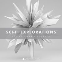 Sci-Fi Sound Effects - Sci-Fi Explorations - Vol I