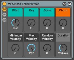 Note Transformer