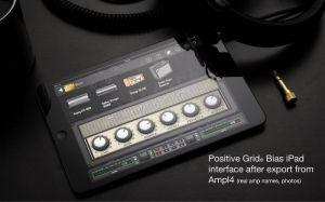 Ampl4 for Positive Grid® Bias