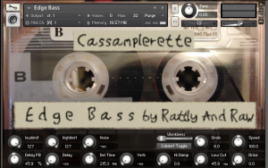 The Cassamplerette Expansion Pack 1