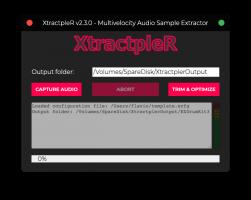 Xtractpler - Multi-Velocity Sample Extractor
