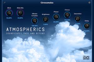 Atmospherics for Falcon