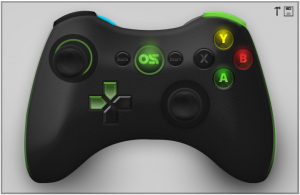 Xbox360 and PS3/PS4 MIDI Control v2