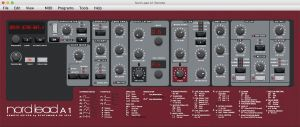 Nord Lead A1 Editor