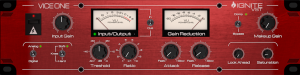 Vice One Virtual Analog Compressor