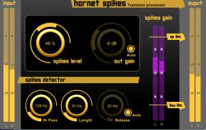 HoRNet Spikes