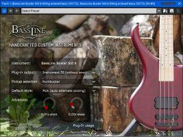 Screenshot Midi Instrument